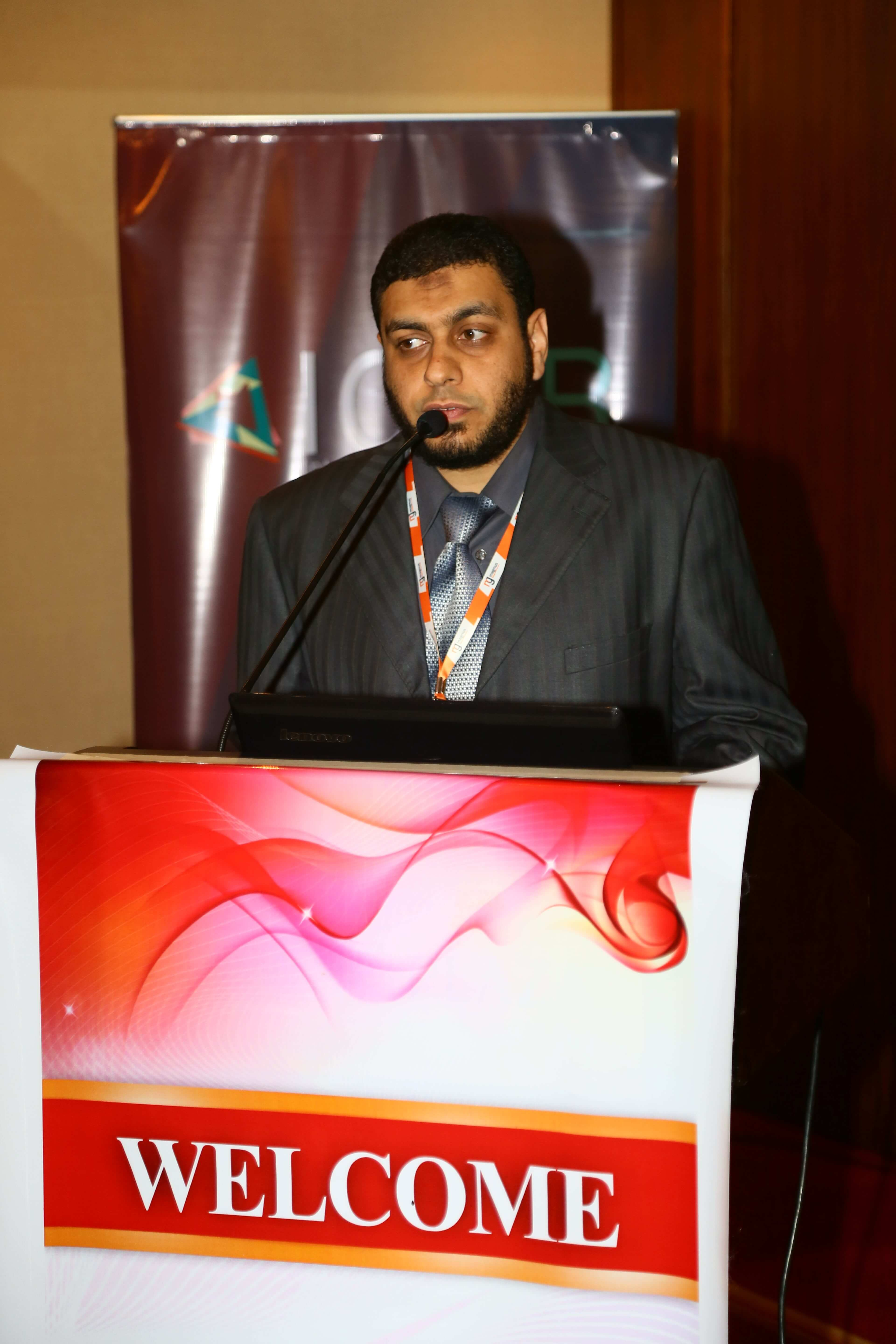 Cancer research conferences - Dr. Mahmoud Rezk