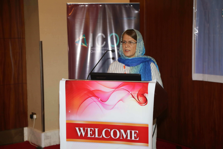 Cancer research conferences - Dr. Malihea Khaleghian