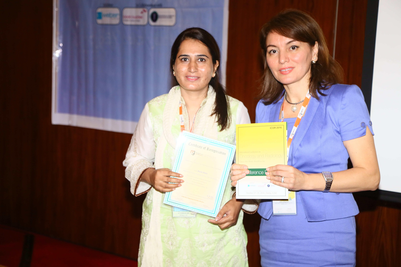 Cancer education conferences - Dr. Razia Bano