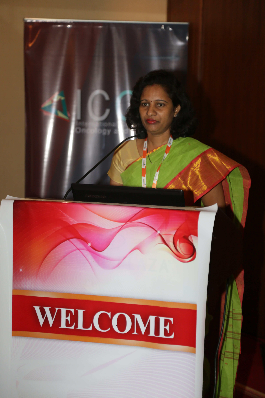 Cancer Conferences - Dr. Rebekka Manohar Marri