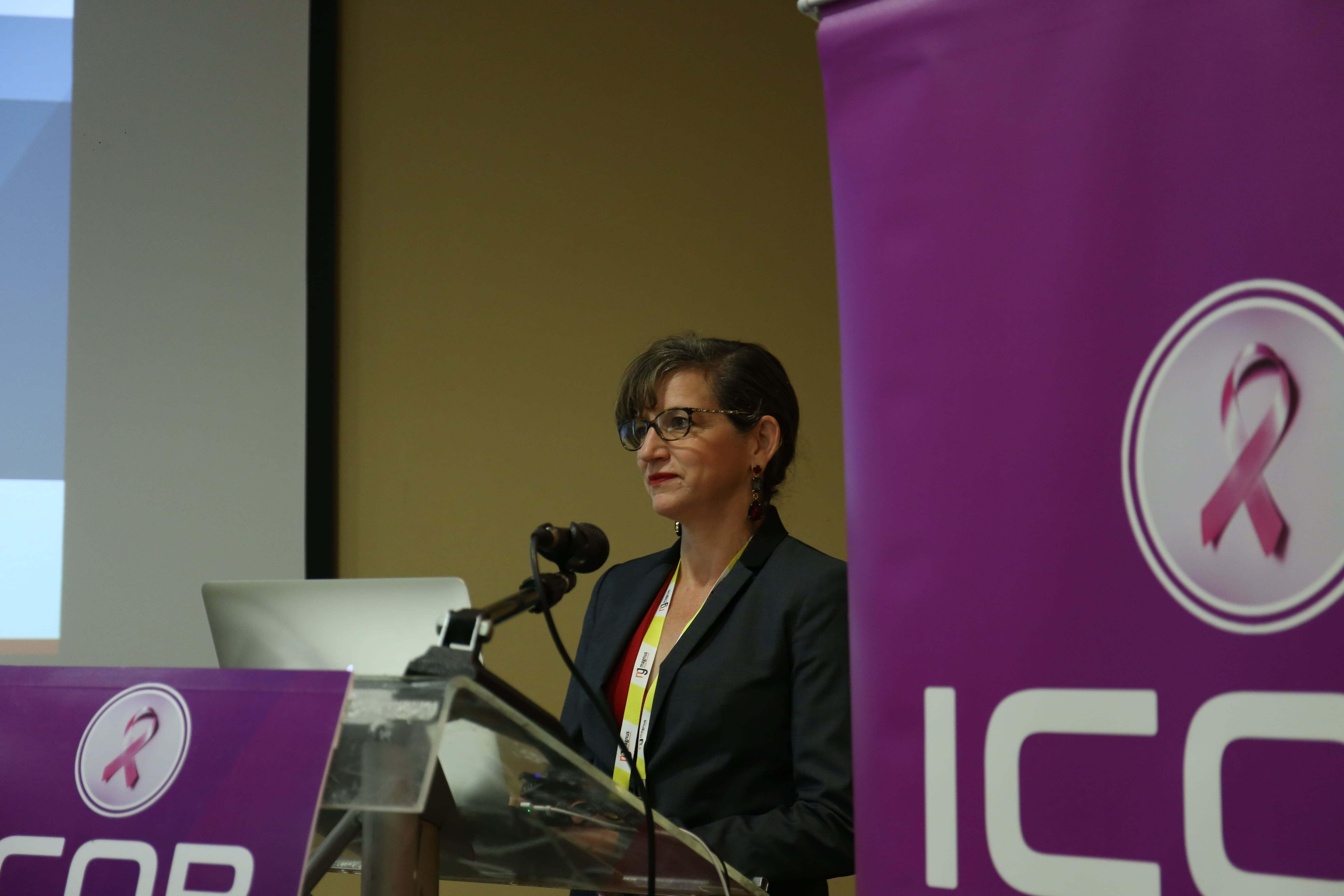 Cancer Conferences - Elizabeth Franzmann