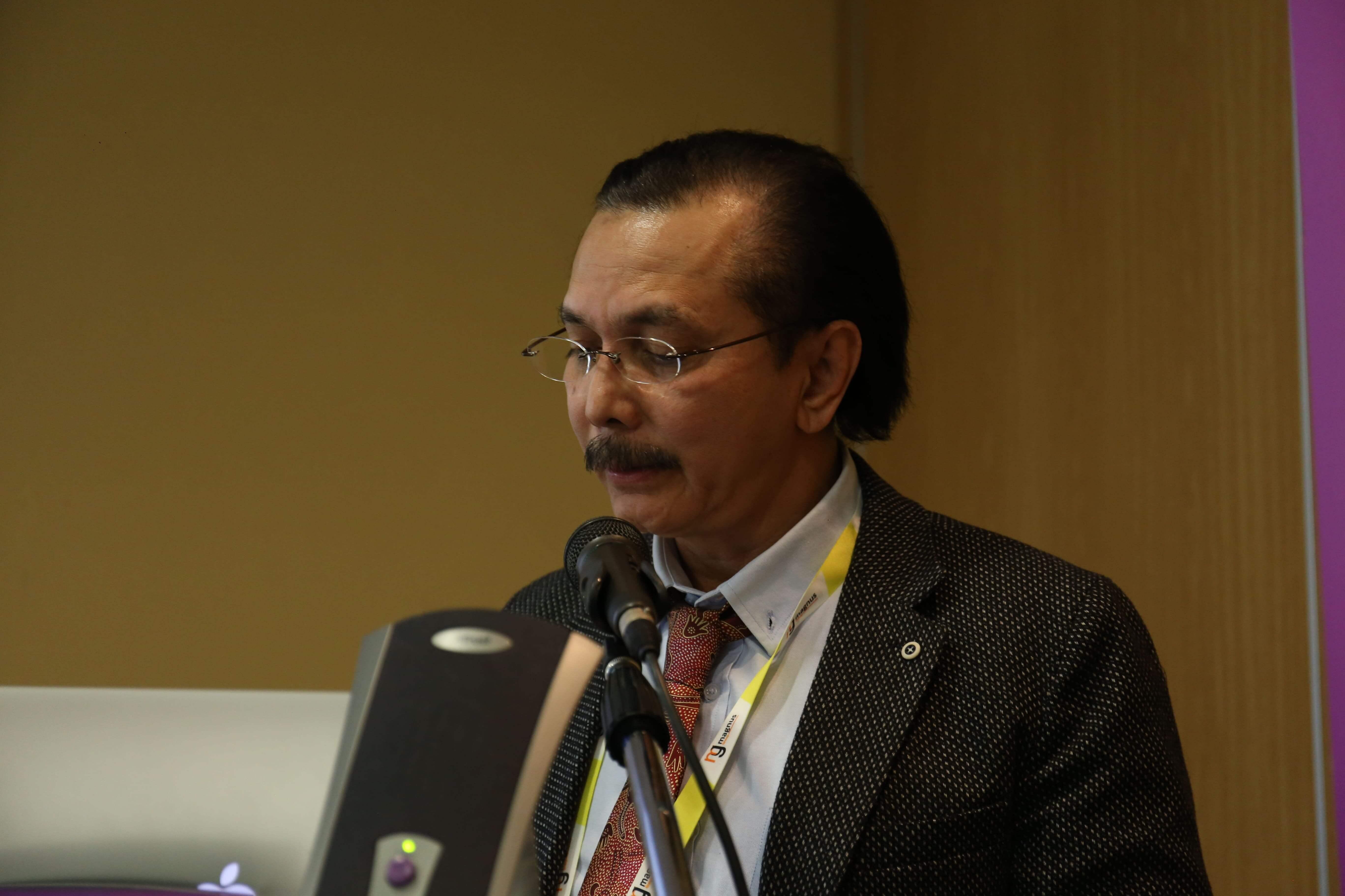 Cancer Congress - Erwin Danil Yulian