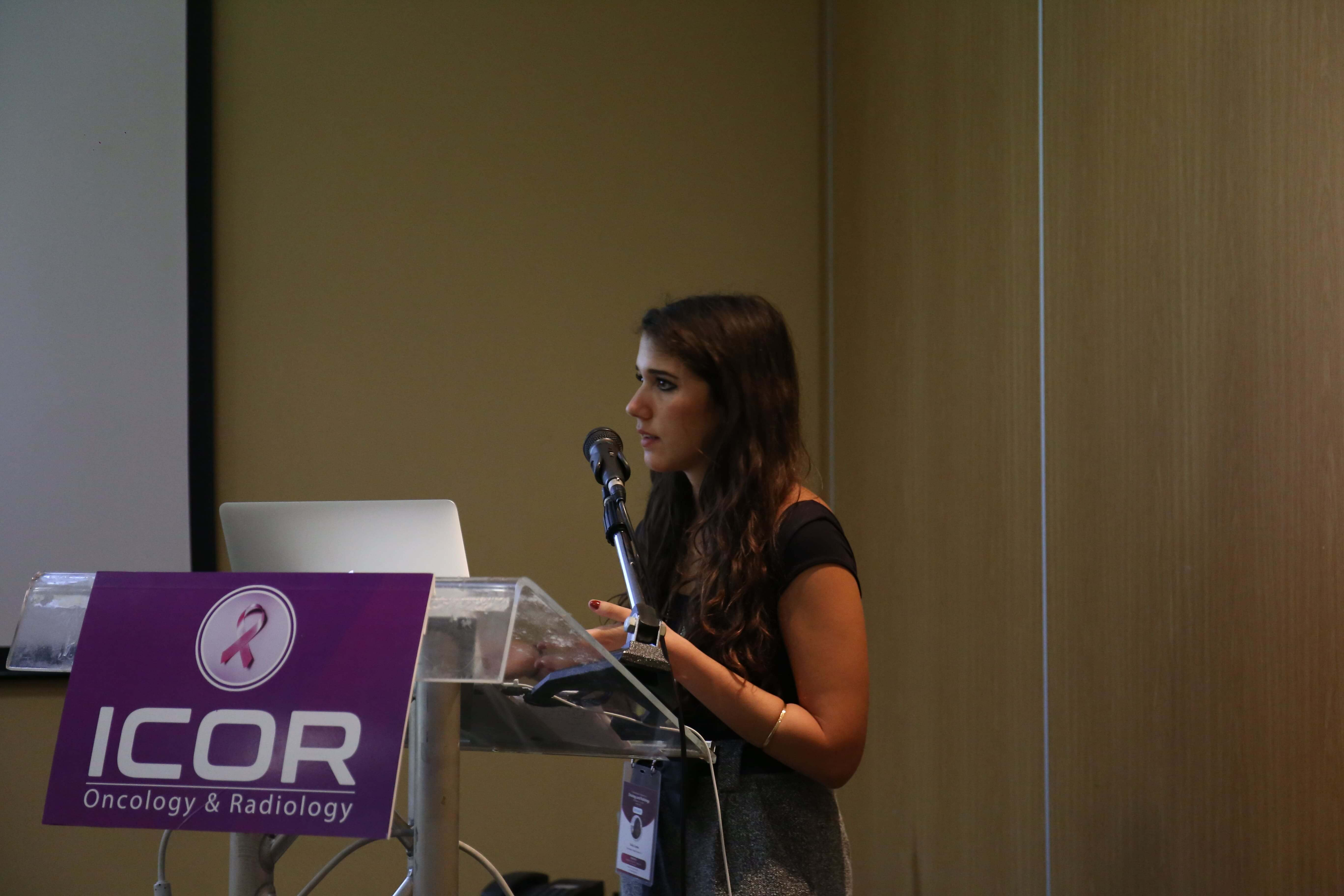 Cancer research conferences - Giulia Zumbo