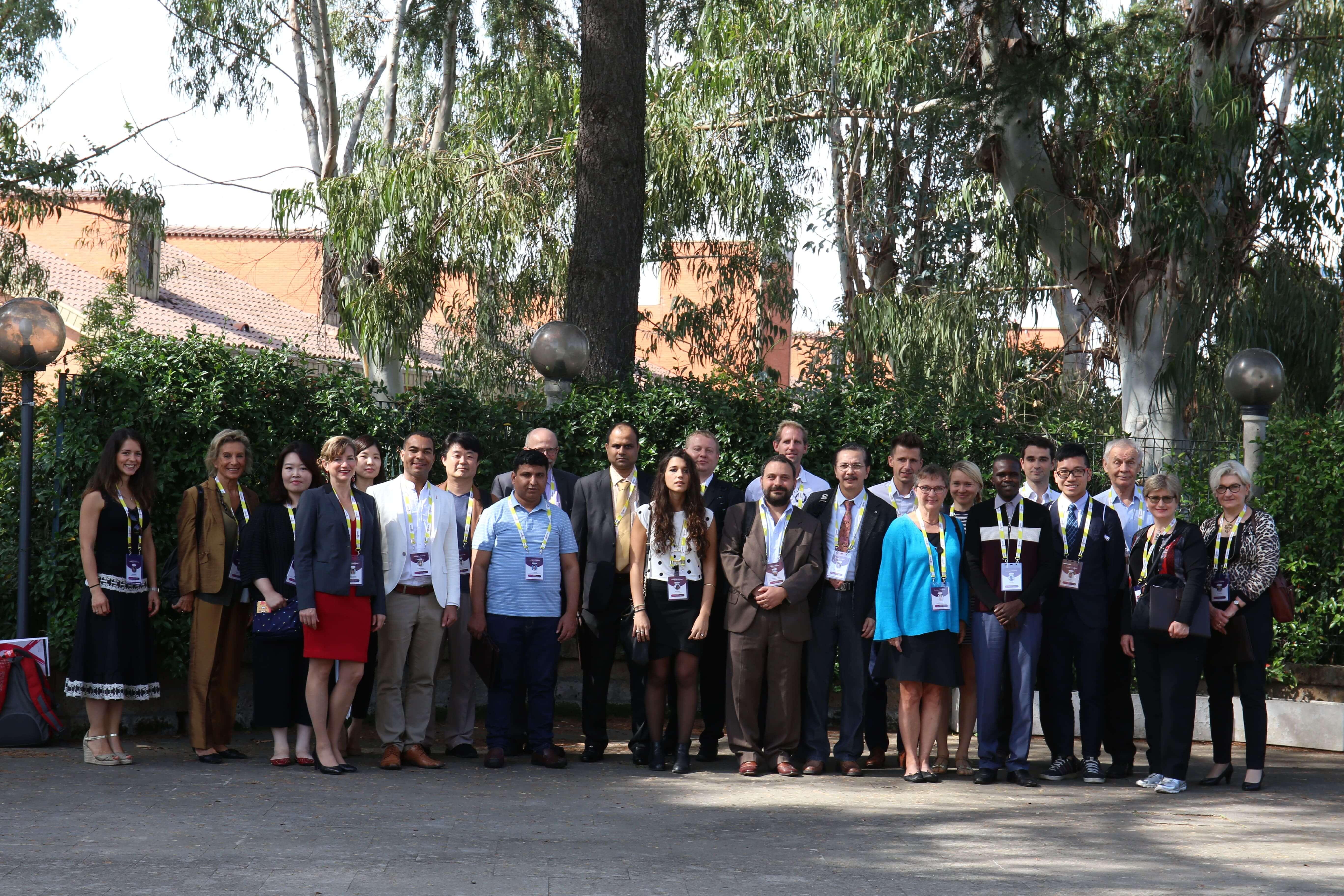 Cancer Congress - ICOR 2018 Group photo