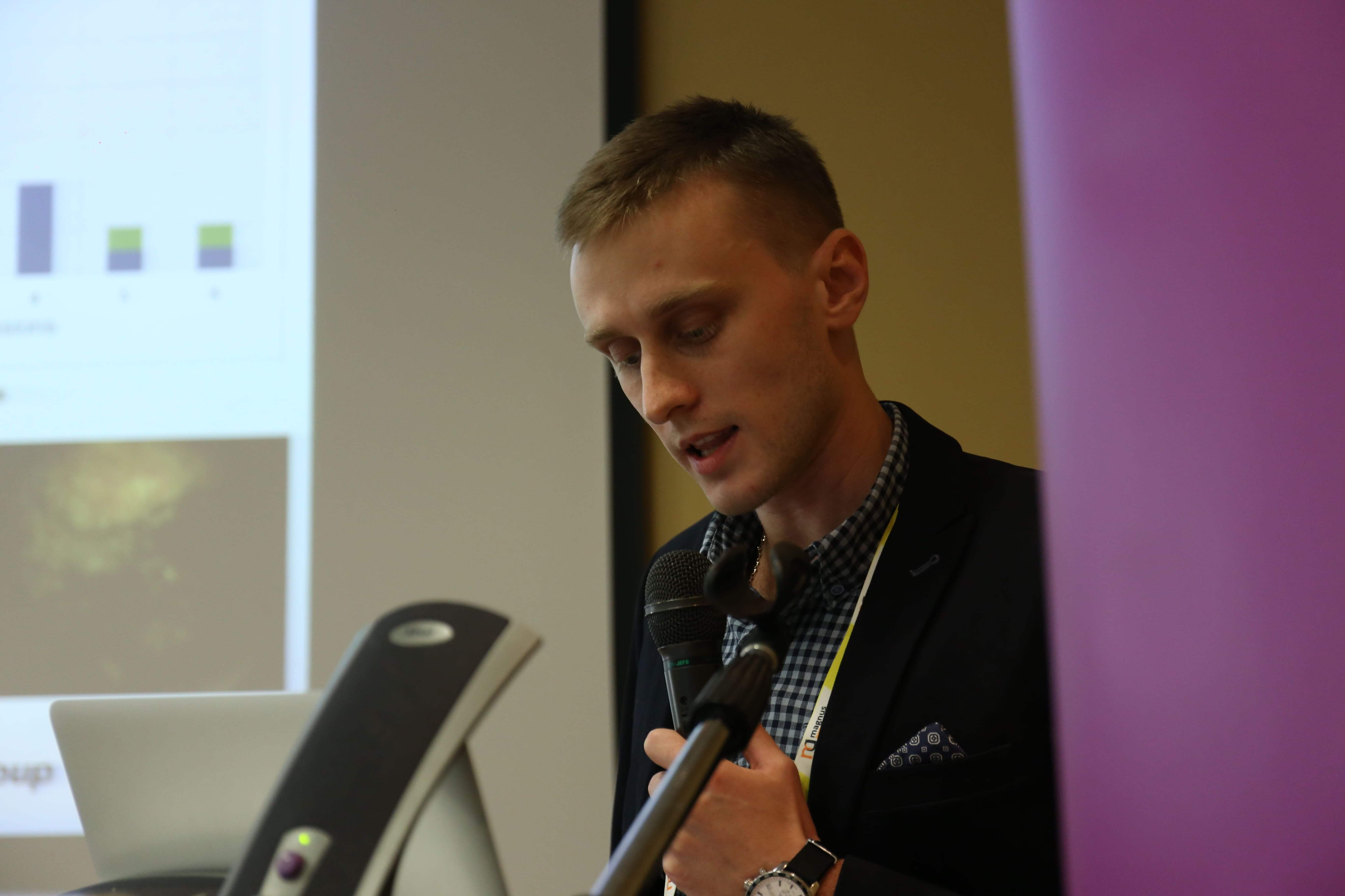 Cancer conference - Igor Pogrebniakov