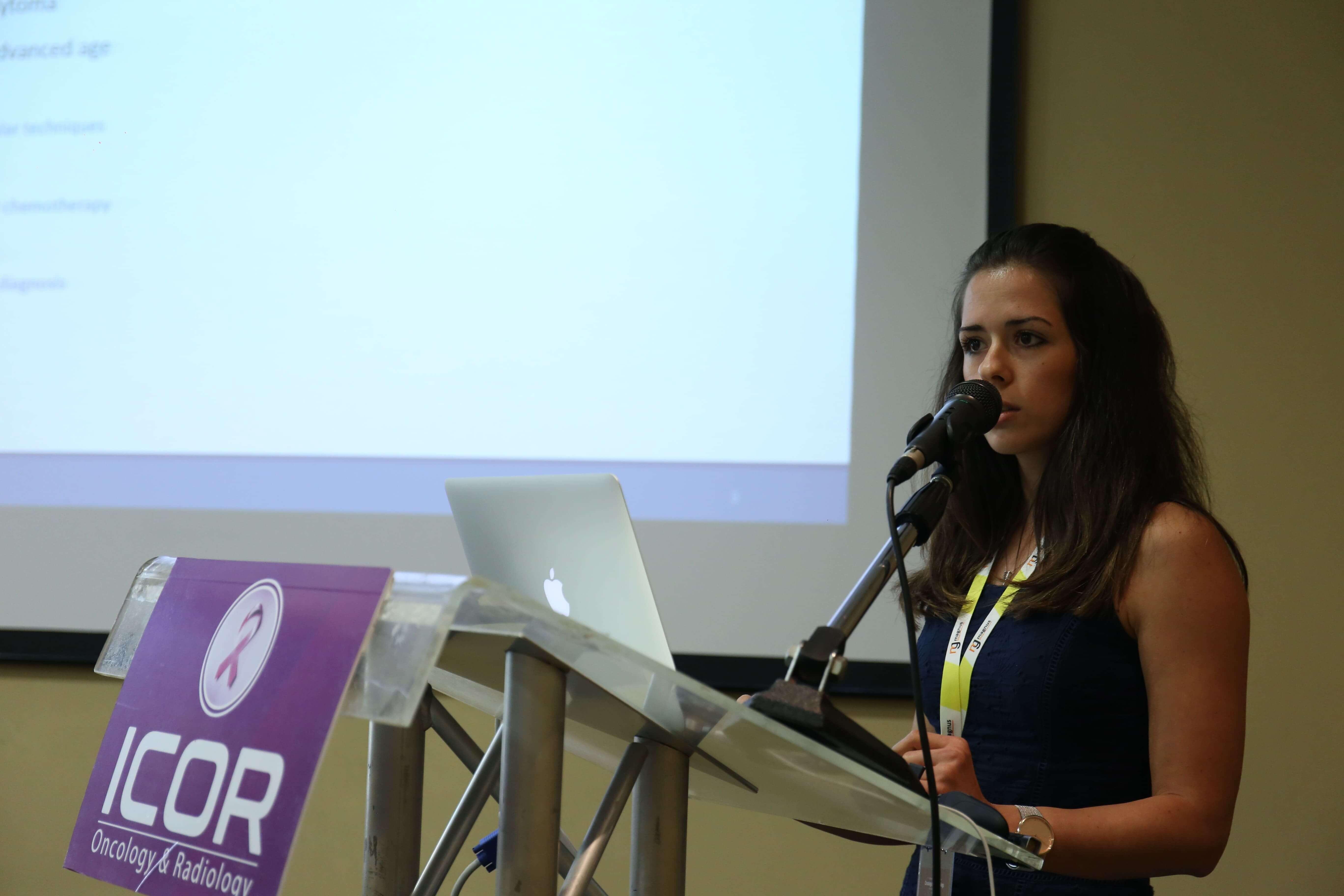 Cancer conference - Ivana Jovcevska