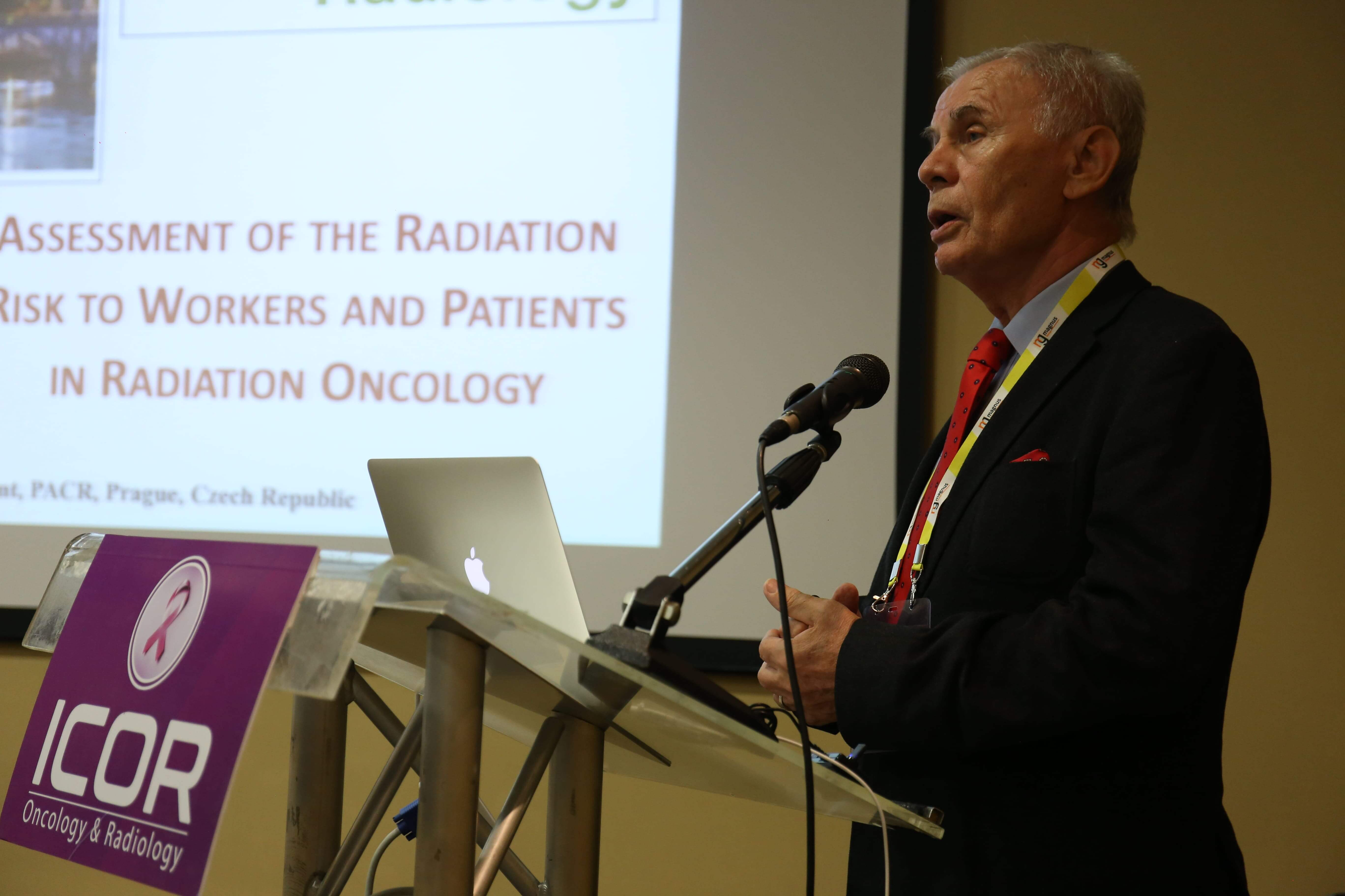 Cancer Congress - Jozef Sabol