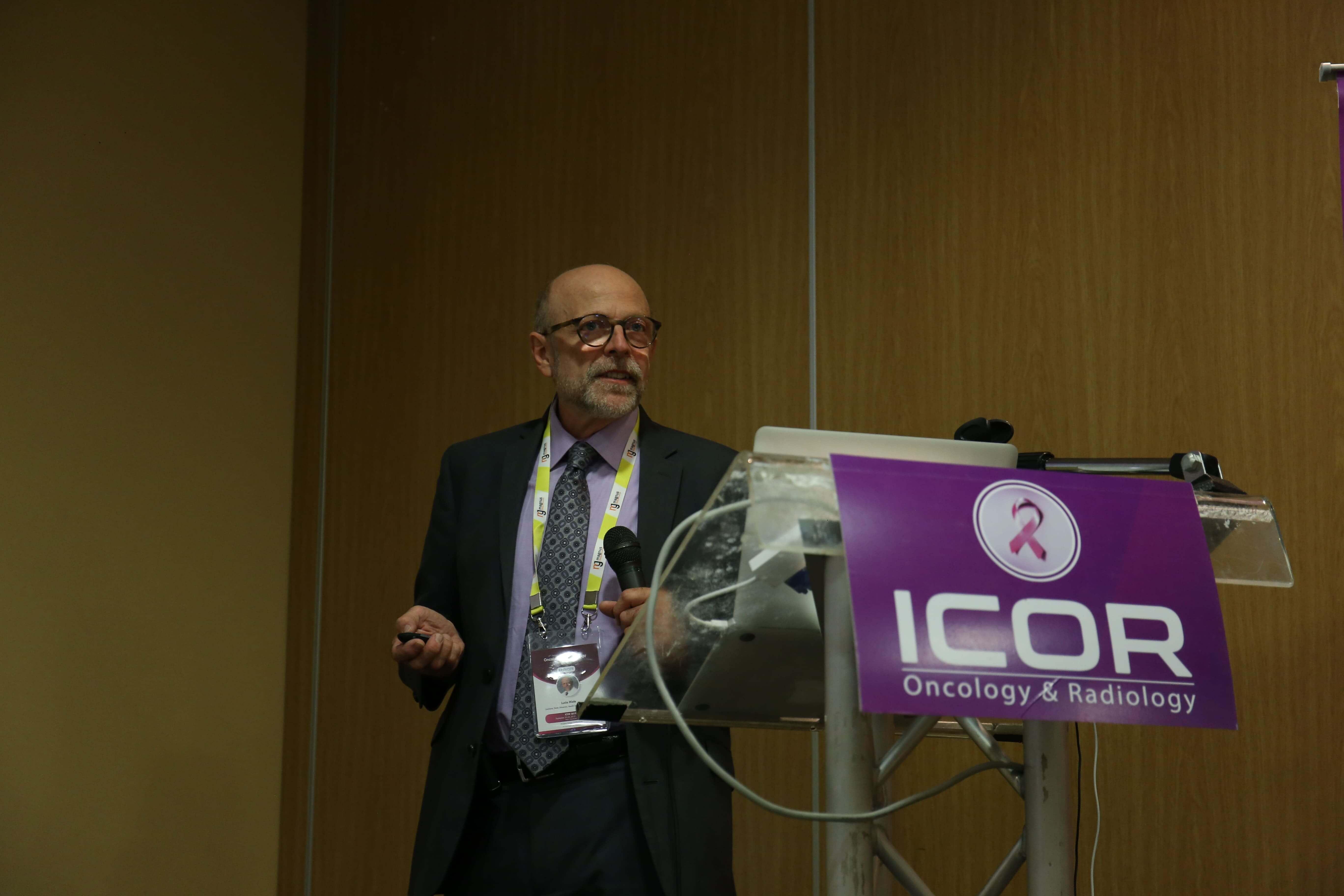 Cancer research conferences - Lucio Miele