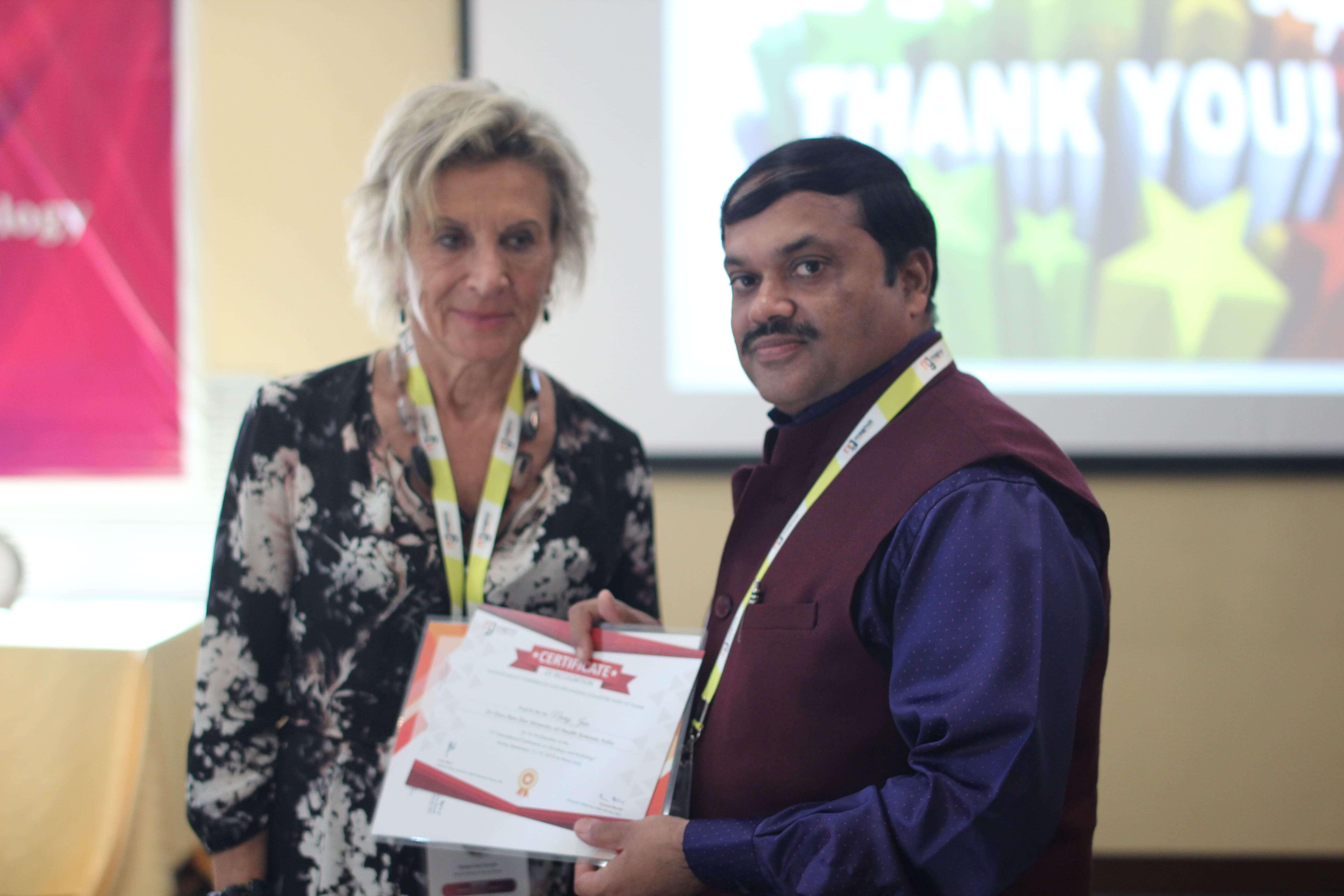 Cancer conference - Neeraj Jain