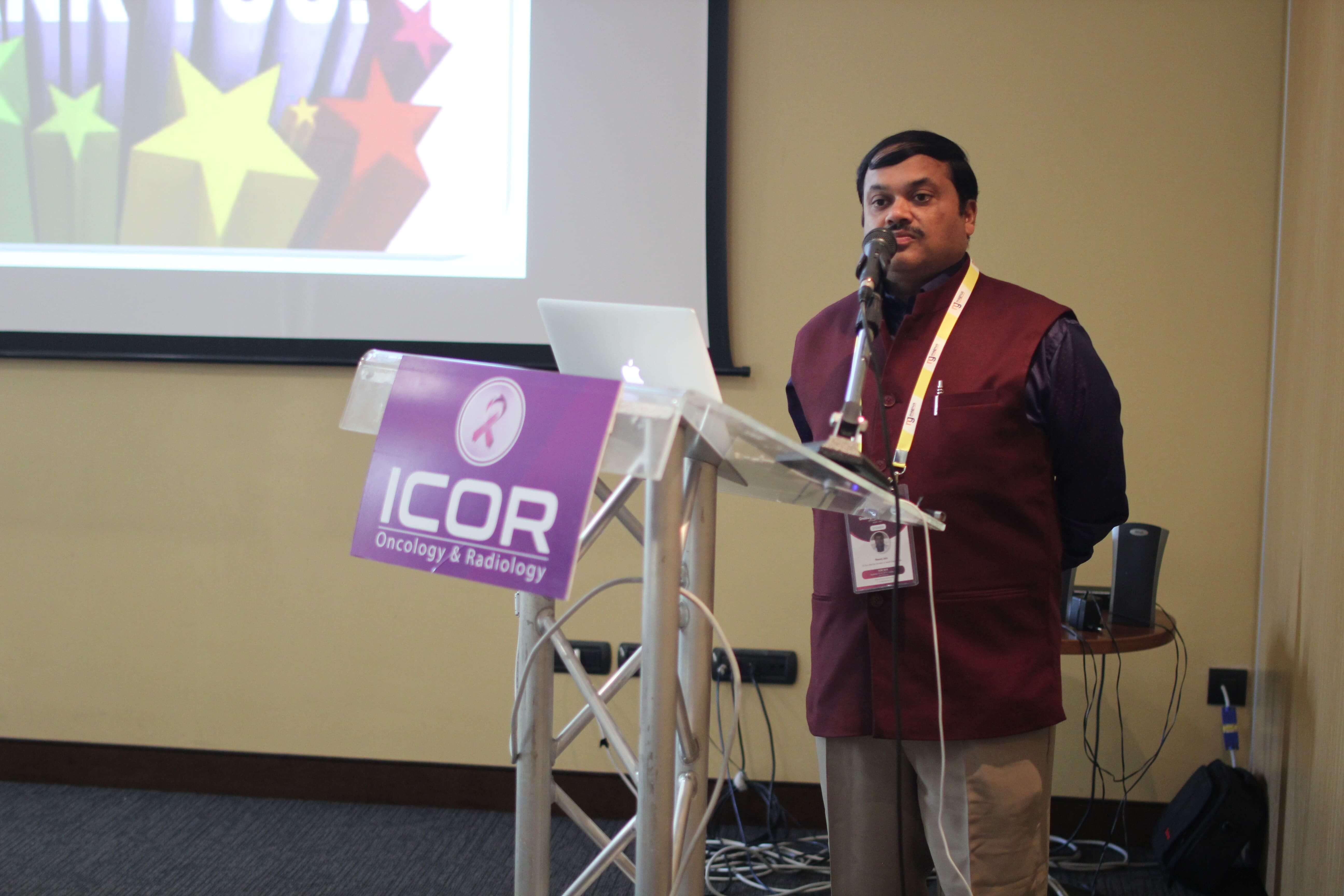 Cancer education conferences - Neeraj Jain