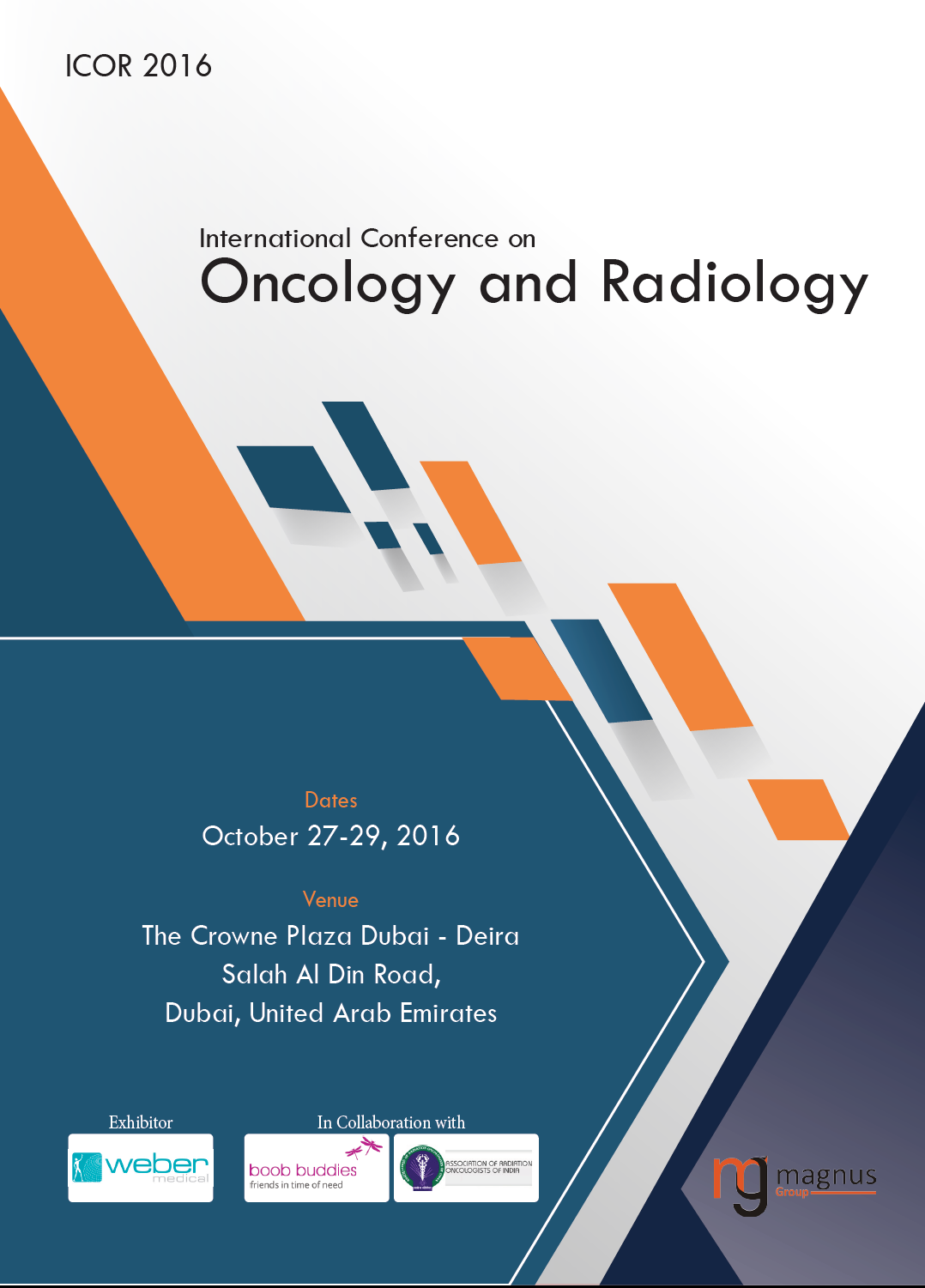 International Conference on Oncology and Radiology  Book